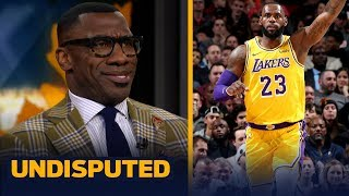 Skip and Shannon break down LeBron James' return to Cleveland | NBA | UNDISPUTED