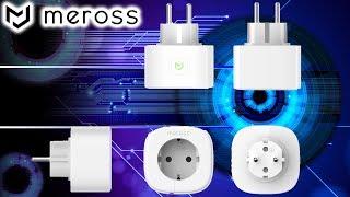 Meross WLAN Smart Steckdose Plug