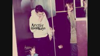 Arctic Monkeys - My Propeller - Humbug