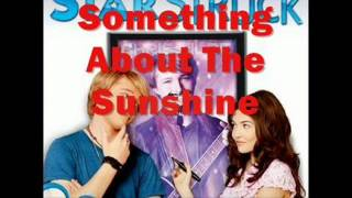 Sterling Knight - Something About The Sunshine - Male Voice