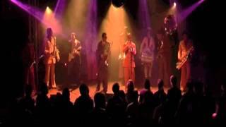 'Pass The Peas' (James Brown) - LES TRAÎNE-SAVATES, au CAMJI (Niort)