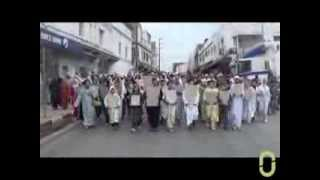 preview picture of video 'صلاة الاستسقاء بمصلى مدينة وزان الجزء الأول'