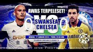 preview picture of video 'PREDIKSI SWANSEA VS CHELSEA HD | 17 JANUARY 2015'