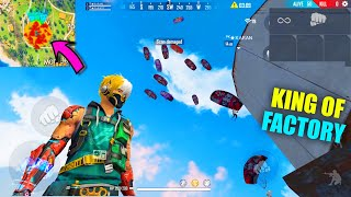 Garena Free Fire King Of Factory Fist Fight | Amazing Headshot Gameplay | PK GAMERS Factory Fight