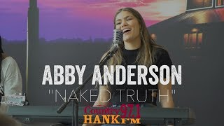 Abby Anderson   Naked Truth (Acoustic)