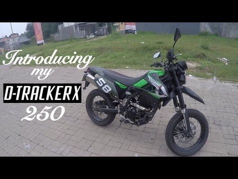 Introducing my Kawasaki D-tracker X 250