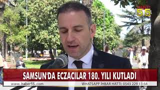 SAMSUN'DA ECZACILAR ANITA ÇELENK SUNDU
