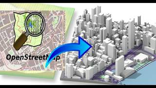 CAD MAPPER |Google Maps to Sketchup 3D Building /City Dwg File download in1min.| In Hindi
