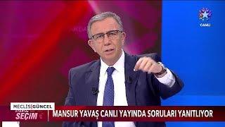 Mansur Yavaş / 21 Şubat 2019 / Nazlı Çelik ile Star Ana Haber