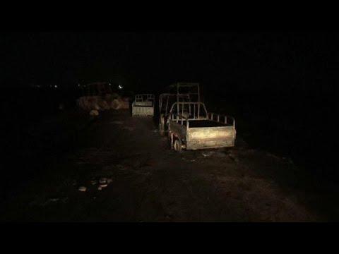 Αίγυπτος: Νεκροί και τραυματίες από έκρηξη σε αγωγό πετρελαίου…