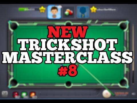 AUGUST Trickshot Masterclass Thumbnail