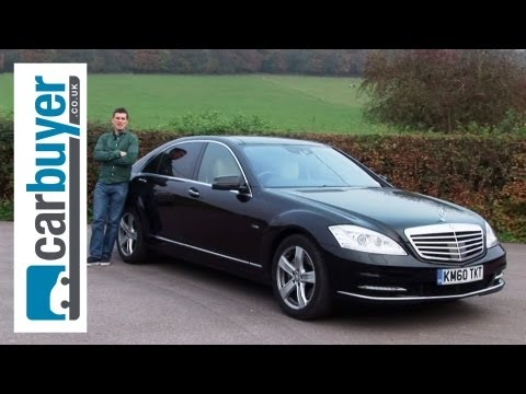 Mercedes S-Class saloon (2006 – 2013) review – CarBuyer