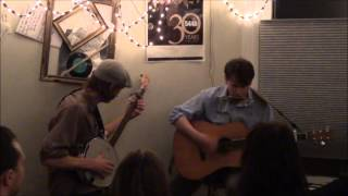 Jon Middleton and Dave Lang at Victoria House Concert B: Muskrat (Doc Watson cover)
