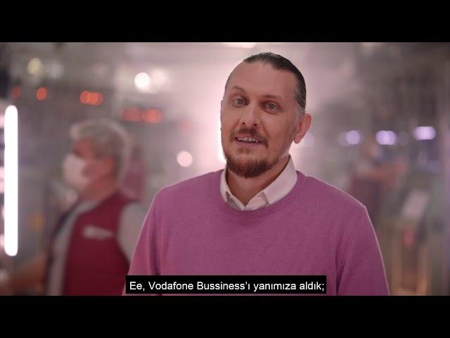 Vodafone Business Dijitalleşme Testi'yle iş devamlılığınız güvende