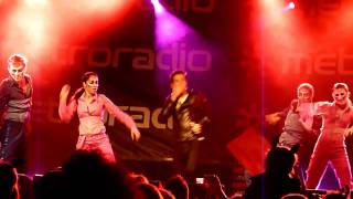 Joe McElderry- until the stars run out,  Spooky Spectacular Newcastle