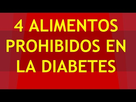 Todas las pensiones en la diabetes