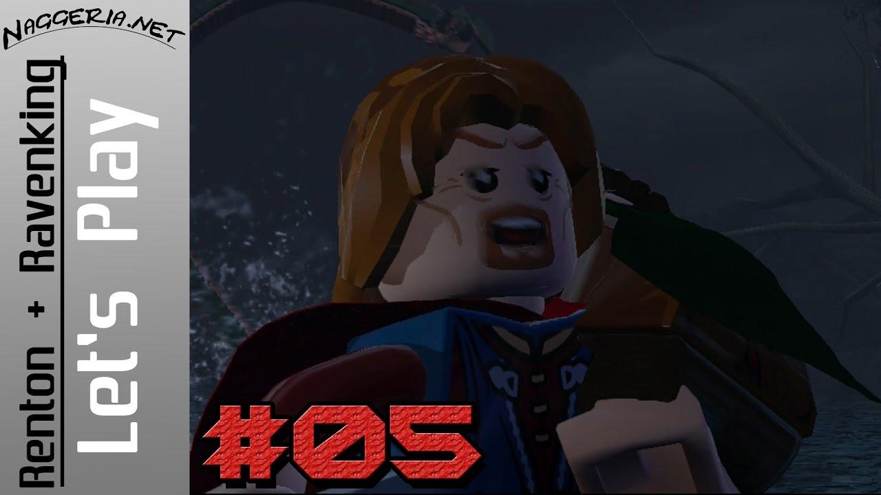 LEGO: Der Herr der Ringe – 05 – Der Pass von Caradhras