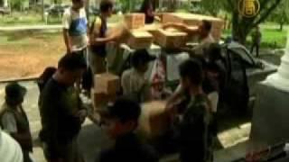 Korban Gempa Sumatra Mohon Bantuan Dari Bawah Reruntuhan