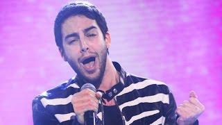 Darin och idolernas öppningsnummer 2014 - Idol Sverige (TV4)
