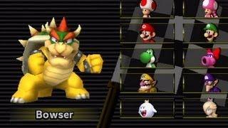 Mario Kart Wii - Change Characters Between WFC/Wiimmfi Races!