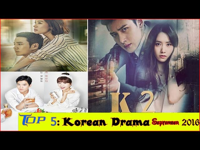 Top-5-korean-drama-september