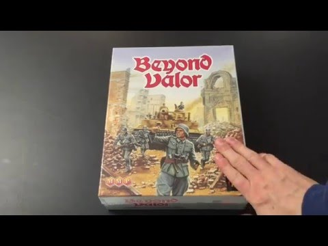 Beyond Valor v3 unboxing