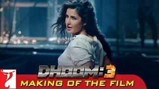 Making Of The Song  Kamli  DHOOM3  Part 14  Aamir Khan  Katrina Kaif