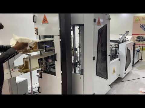 Paper Napkin Machine Double Deck