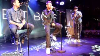 Backstreet Boys London Event : Love Somebody