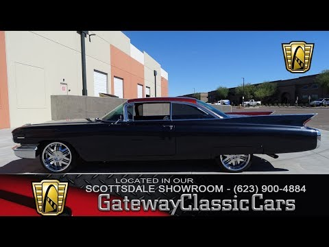 Video of '60 Cadillac Series 62 - $51,000.00 Offered by Gateway Classic Cars - Scottsdale - MZFH