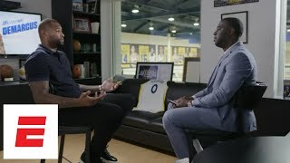 [FULL] DeMarcus Cousins exclusive interview: On free agency, Warriors, fan reaction, more | ESPN