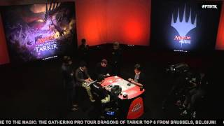 Pro Tour Dragons of Tarkir Quarterfinals (Standard): Shota Yasooka vs. Jason Chung