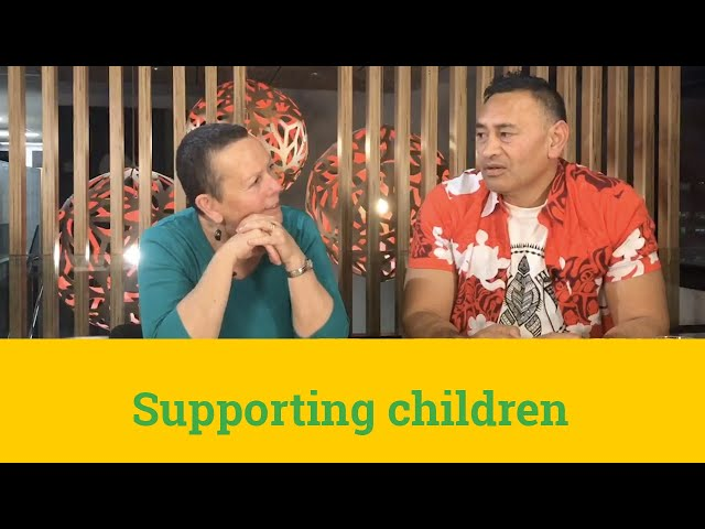 Supporting children's needs