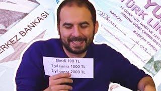 Bekle 2000 TL Kazan - Sabreden Kazanır