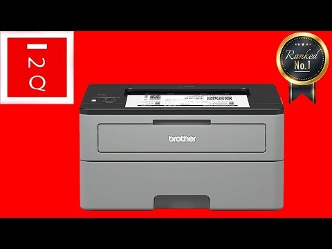 Brother HL L2350DW – Best monochrome laser printer