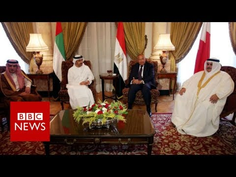Qatar crisis: Restrictions to continue, Saudi Arabia says – BBC News