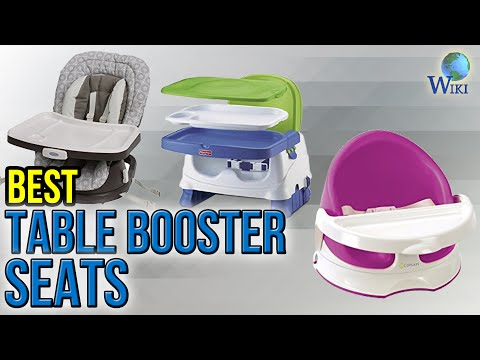 10 Best Table Booster Seats 2017