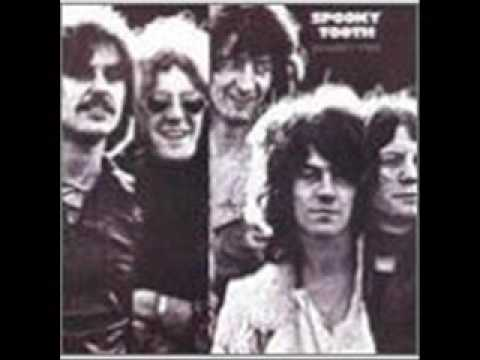 Spooky Tooth- Evil Woman online metal music video by SPOOKY TOOTH