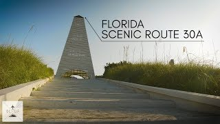 Florida Scenic Route 30A - Seaside, Alys Beach, Rosemary Beach