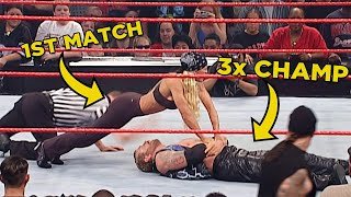 10 Times WWE Embarrassed Their Own Stars