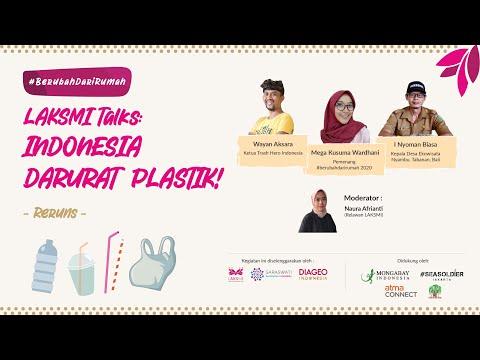 LAKSMI Talks - Indonesia Darurat Plastik (Reruns)