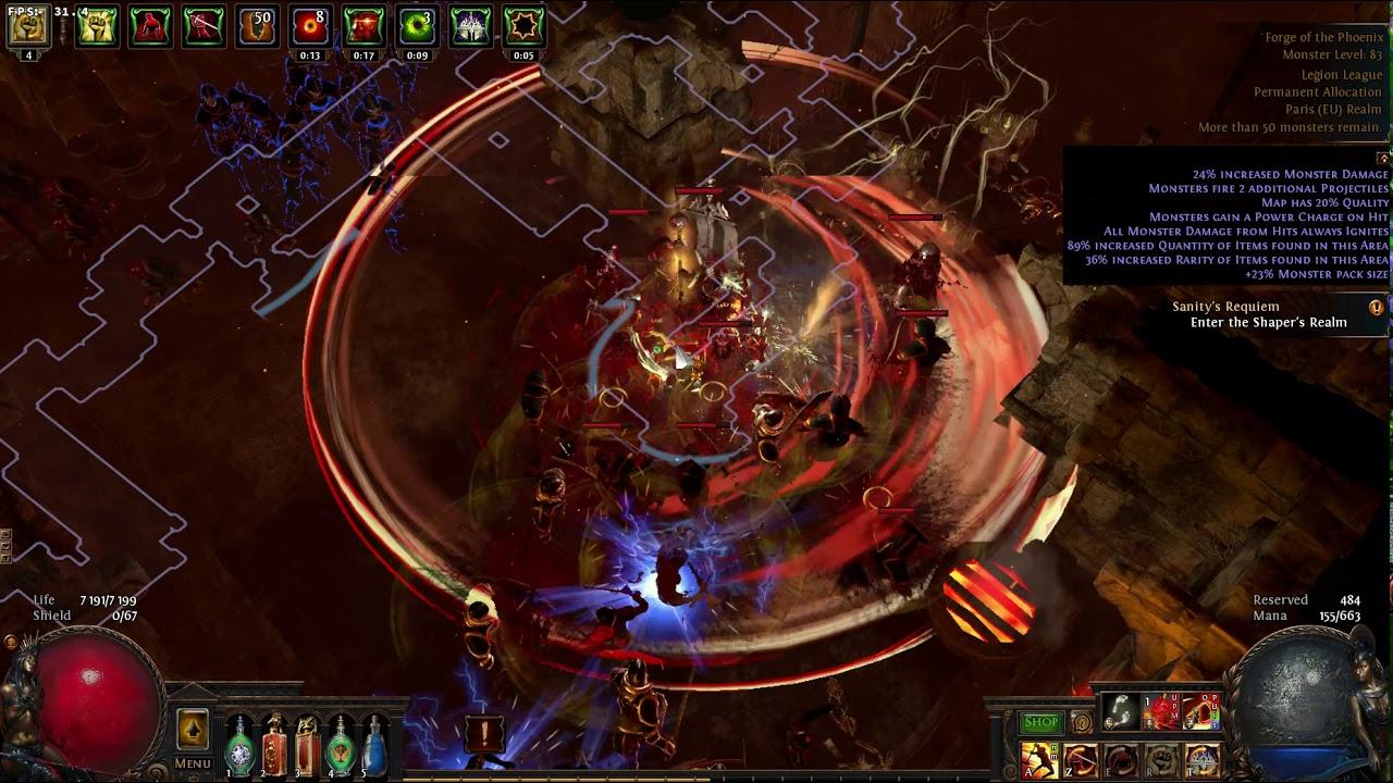 poe increased item rarity