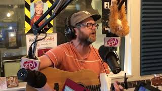 "Josh Kaufman sings ""Lie To Me"" on the Smiley Morning Show"