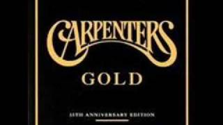 Carpenters - Every sha la la ( YESTERDAY ONCE MORE )