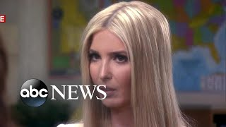 Download Video Ivanka Trump responds to personal email use questions, border crisis and her father MP3 3GP MP4