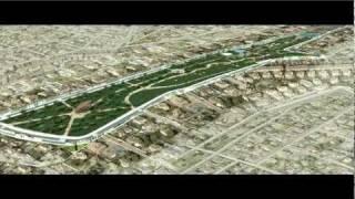 preview picture of video 'Proyecto nuevo parque en Los Balcones'