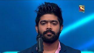LV revanth- Laal Ishq  unplugged || indian idol || 2017
