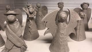 Clay Angels Workshop