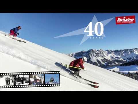 40 Jahre SkiWelt Wilder Kaiser - Brixental