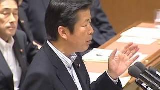 11/06/01「菅首相に辞めてもらうことが一番だ」 党首討論で山口代表